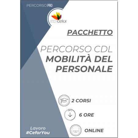 Percorso CDL - Mobilità del Personale