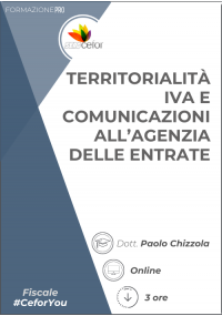 Territorialità IVA e comunicazioni all'Agenzia delle Entrate