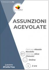 Assunzioni Agevolate - Abb