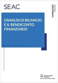 L'ANALISI DI BILANCIO E IL RENDICONTO FINANZIARIO