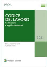 CODICE DEL LAVORO 2021