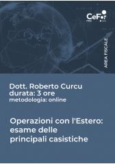 Operazioni Con L'estero: Esame Delle Principali Casistiche