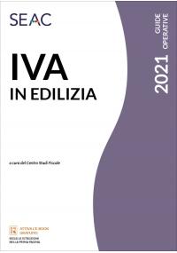 IVA IN EDILIZIA
