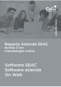 Software SEAC - Azienda On Web 2021