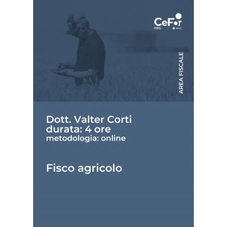 Fisco Agricolo 2021 - ABB