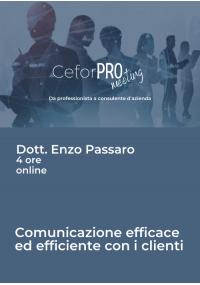 Comunicazione efficace ed efficiente con i clienti