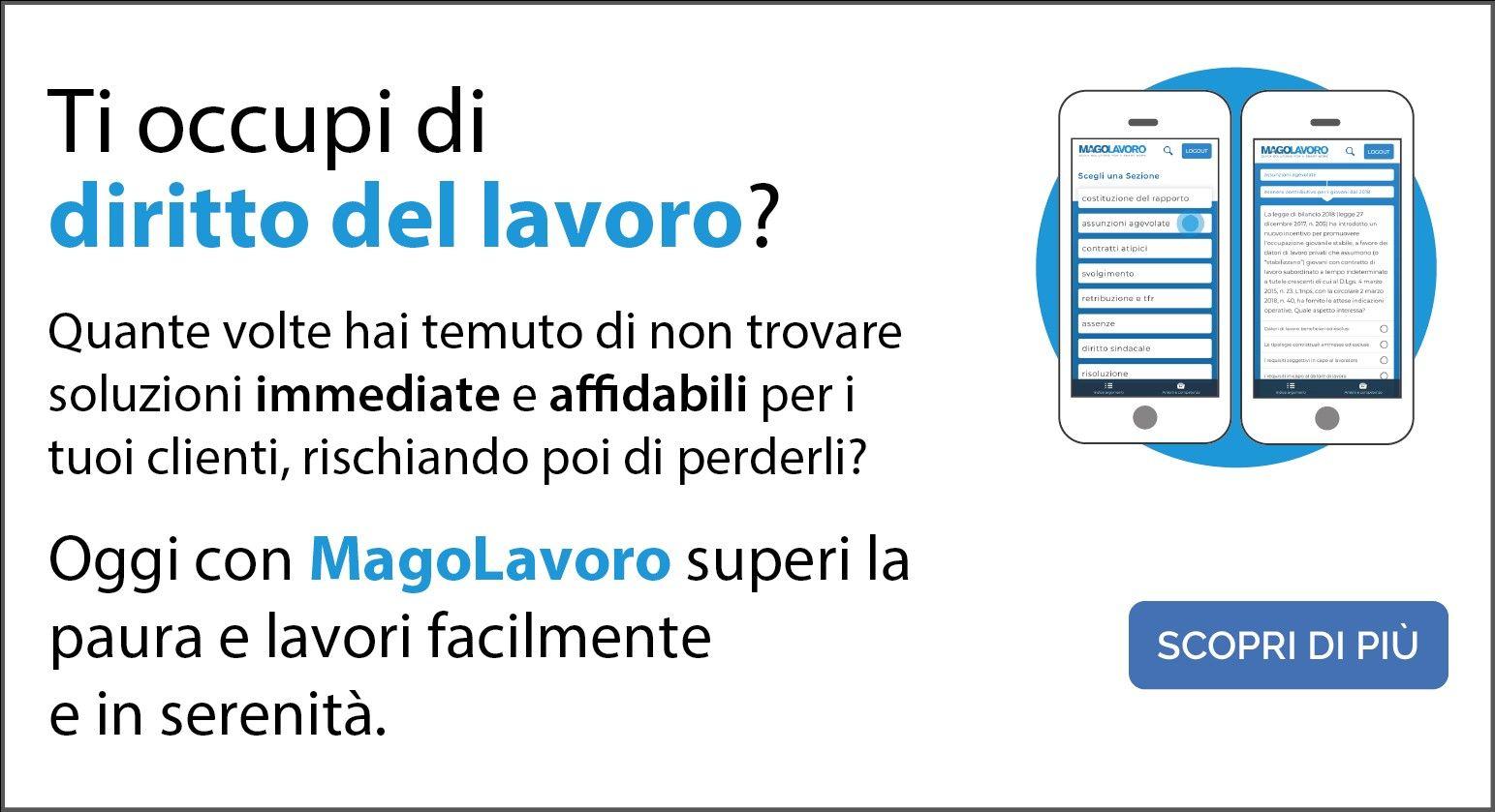 MagoLavoro