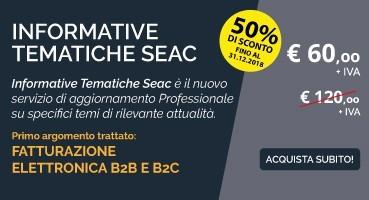 Informative Tematiche Seac