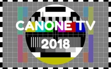Canone TV 2018: dichiarazione di non detenzione dell'apparecchio televisivo